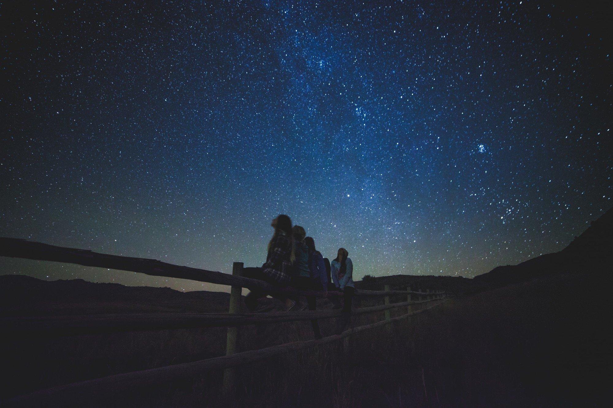 В небе 21 декабря можно будет увидеть редкое явление