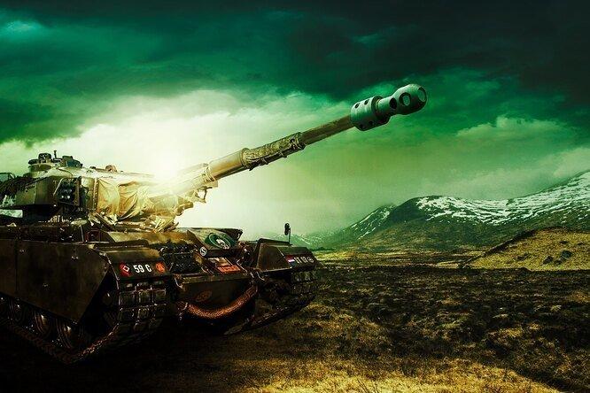 Битва титанов: возвращение тяжелых танков