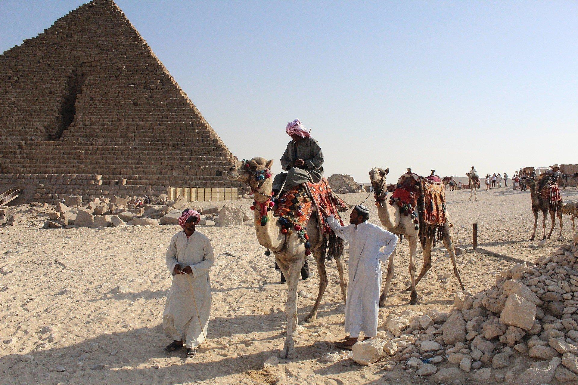 Розпочалося відновлення туризму в Єгипті