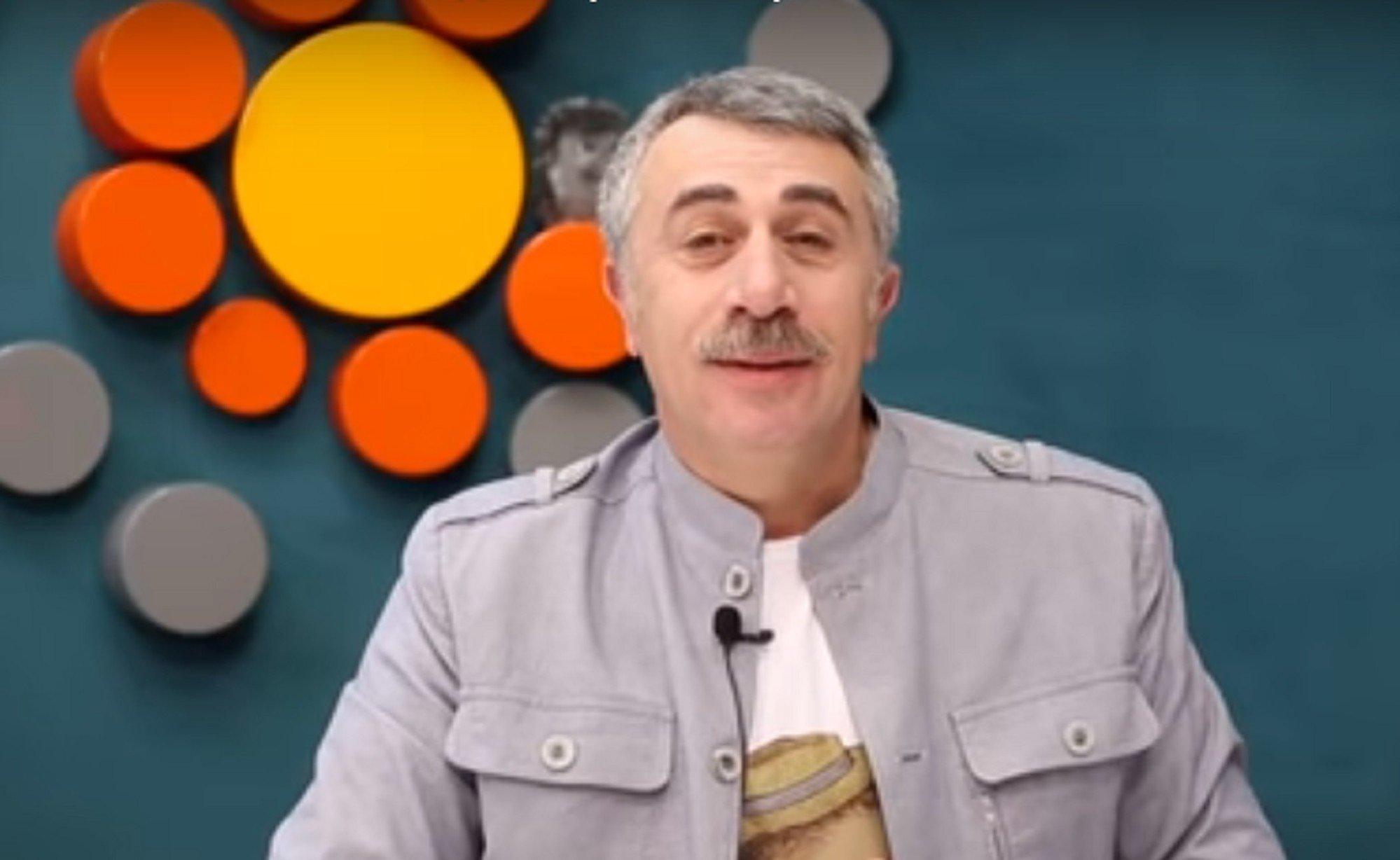 Доктор Комаровский ответил на 3 вопроса про иммунитет