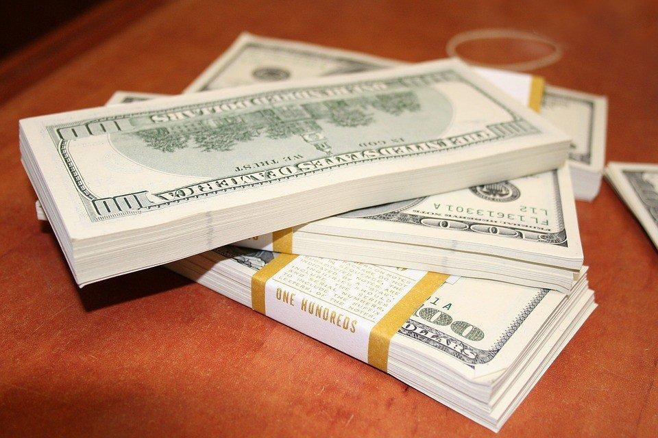 Курс валют в банках Луцка на понедельник, 21 декабря