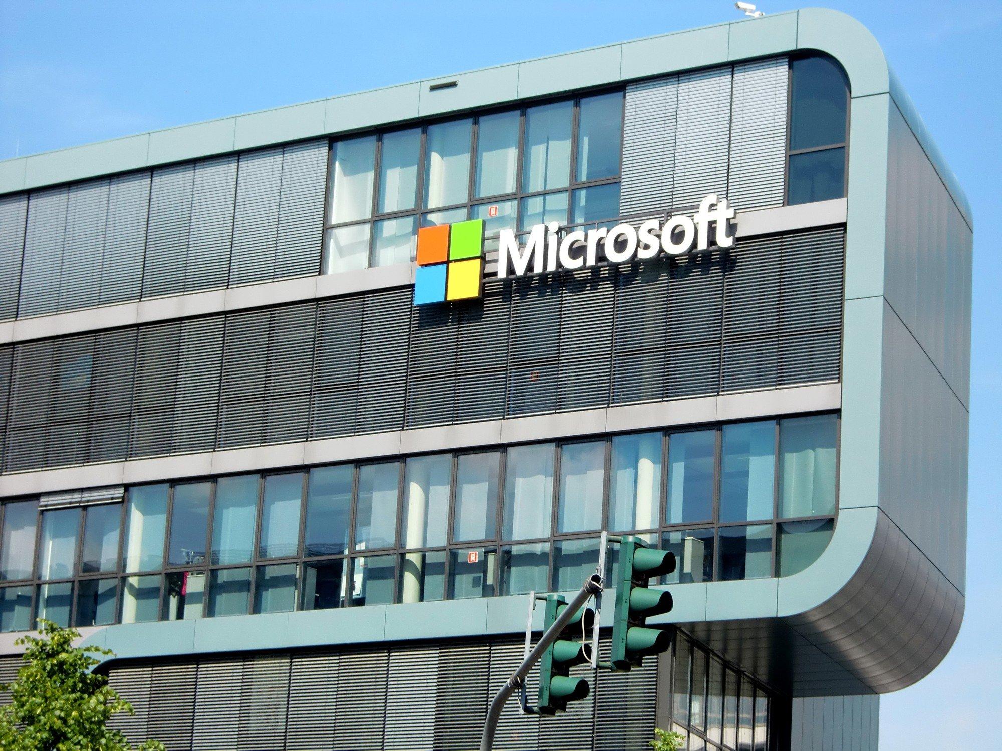 Microsoft инвестирует в Украину полмиллиарда долларов