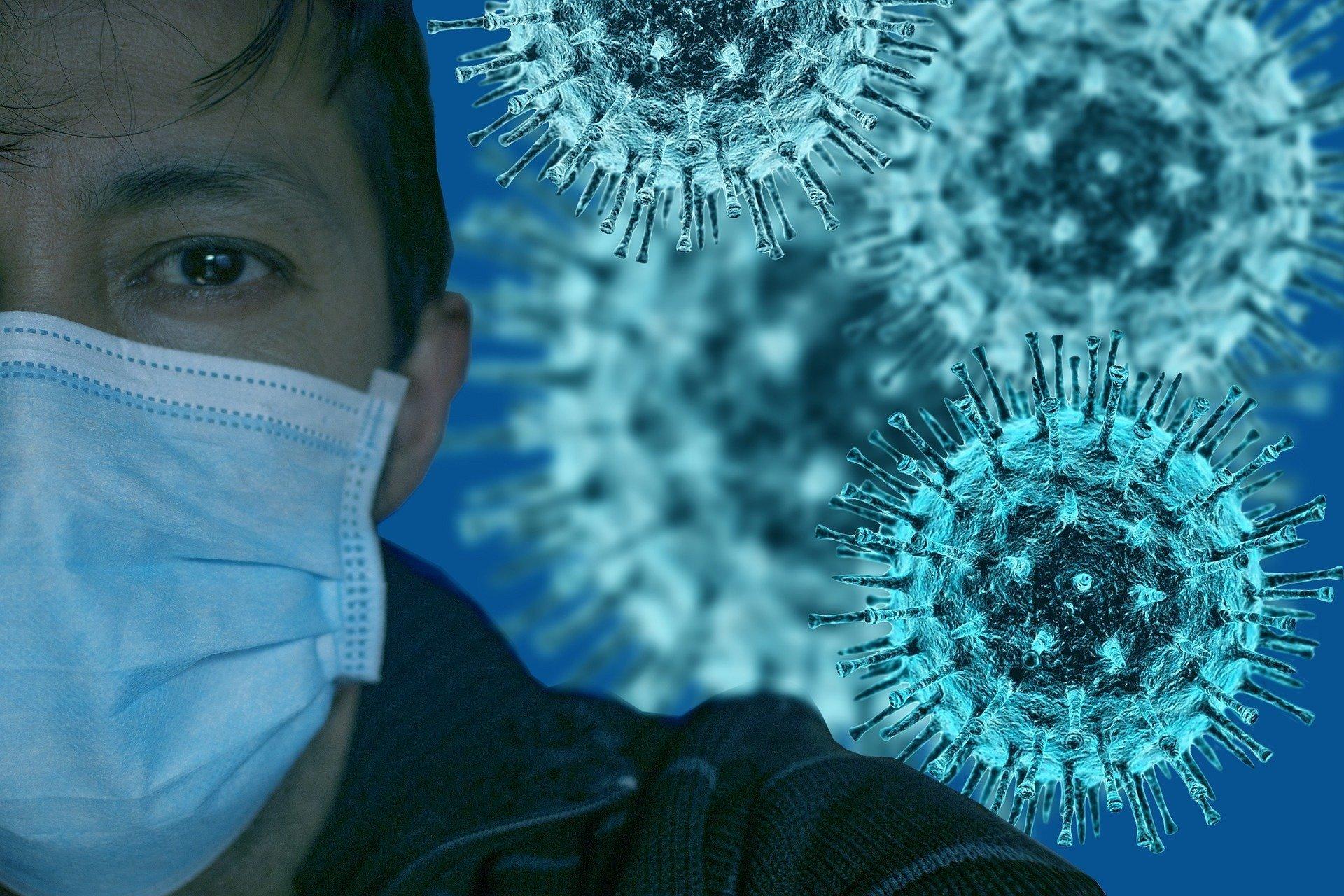 За год коронавирус мутировал в 7 различных штаммов