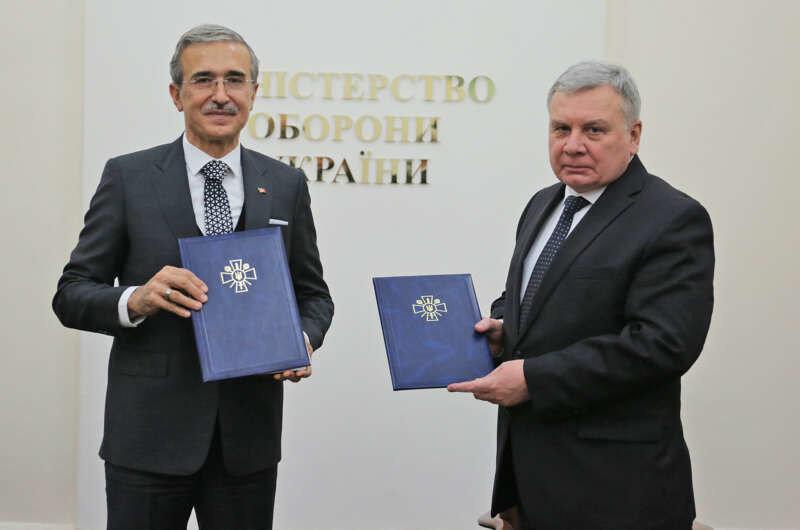 Украина и Турция подписали историческое соглашение