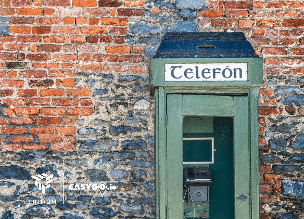 Телефонные будки Ирландии заменят зарядными станциями