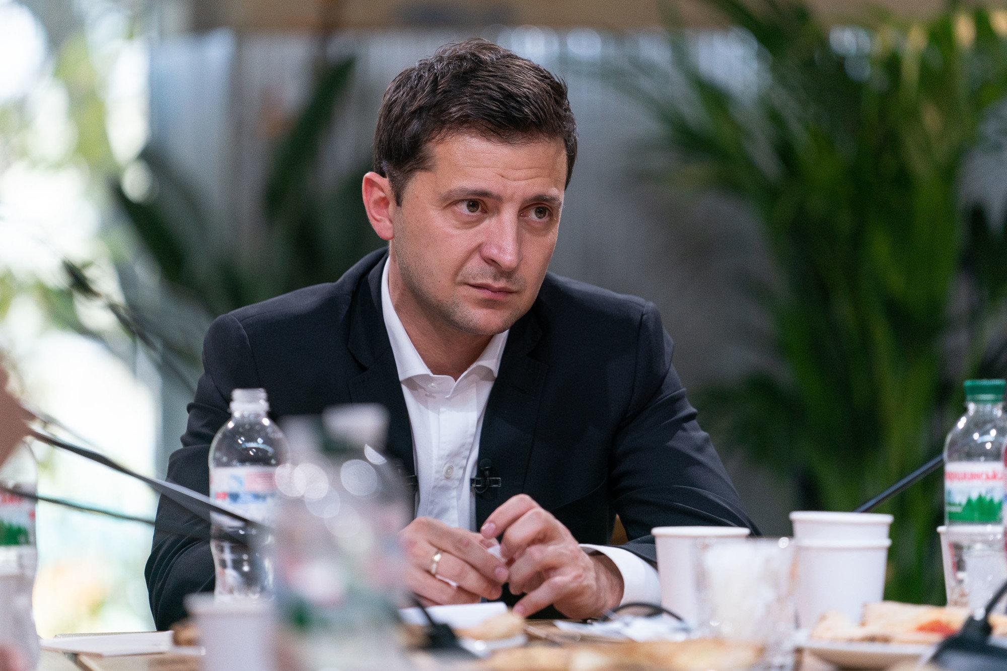 Зеленский хочет построить Голливуд в Украине