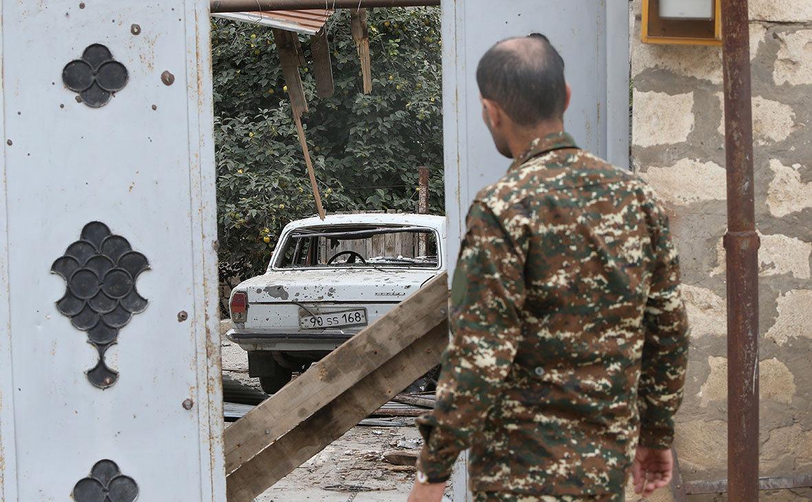 В Нагорном Карабахе возобновились военные действия