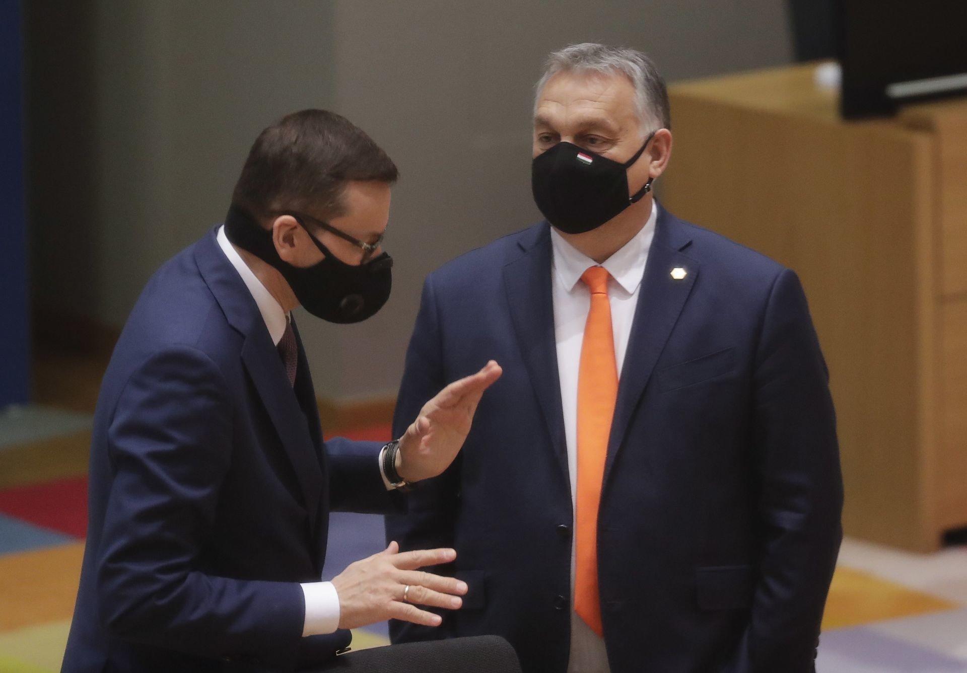 ЕС снял бюджетную блокаду Польши и Венгрии