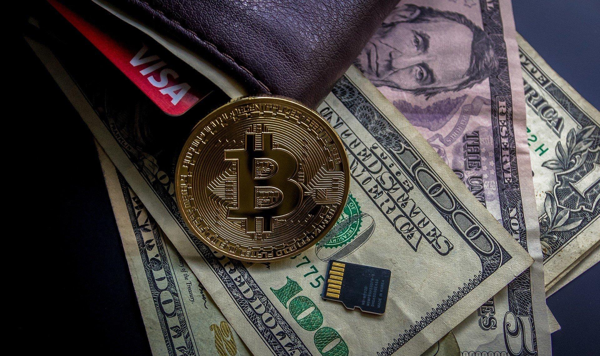 Bitcoin рухнул на фоне роста S&P 500