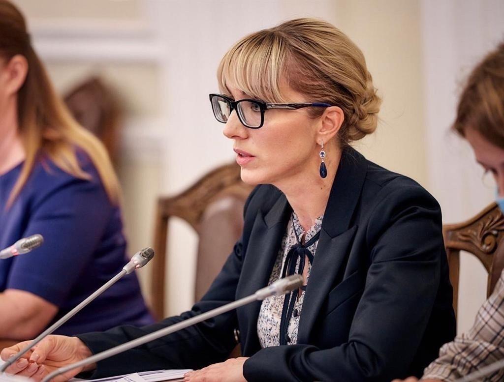 Буславець уволилась из Минэнерго