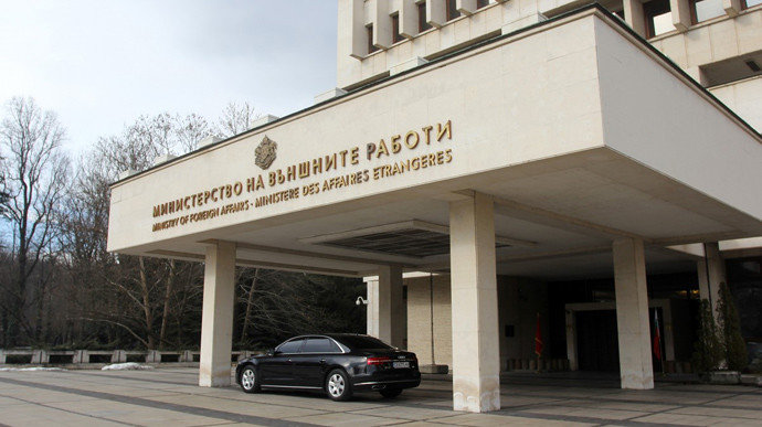 Болгария снова высылает дипломата РФ