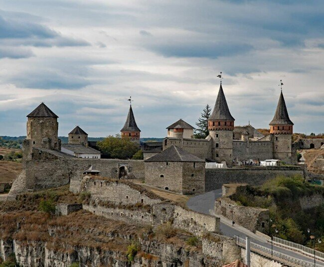 Новый год 2021 в Каменец-Подольском: 4 идеи