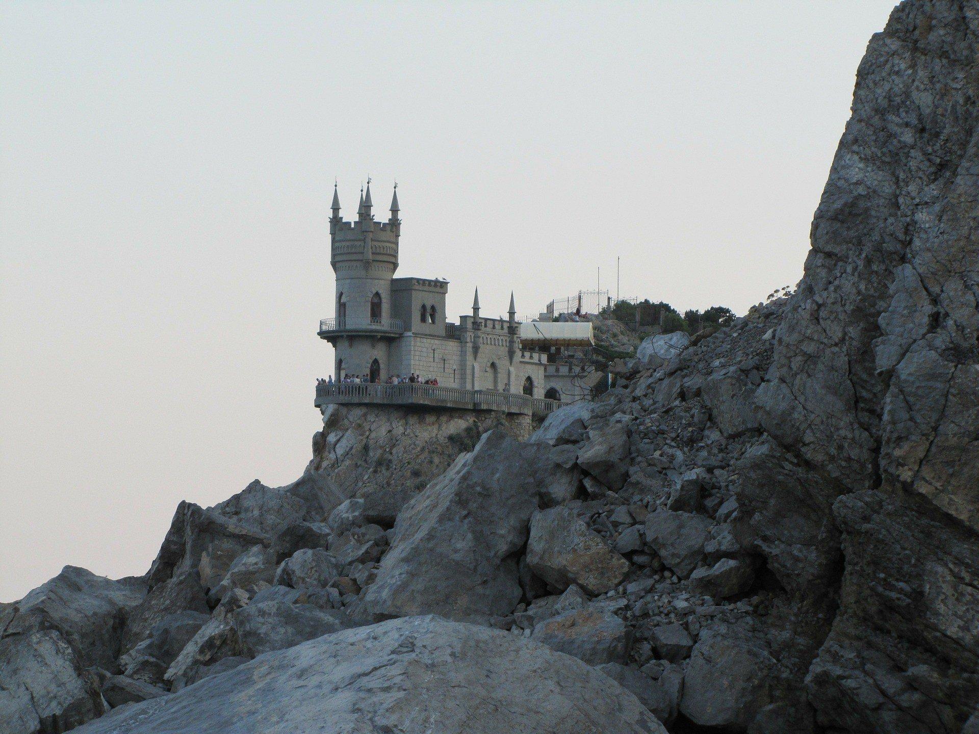 Россия распродает памятники архитектуры Крыма