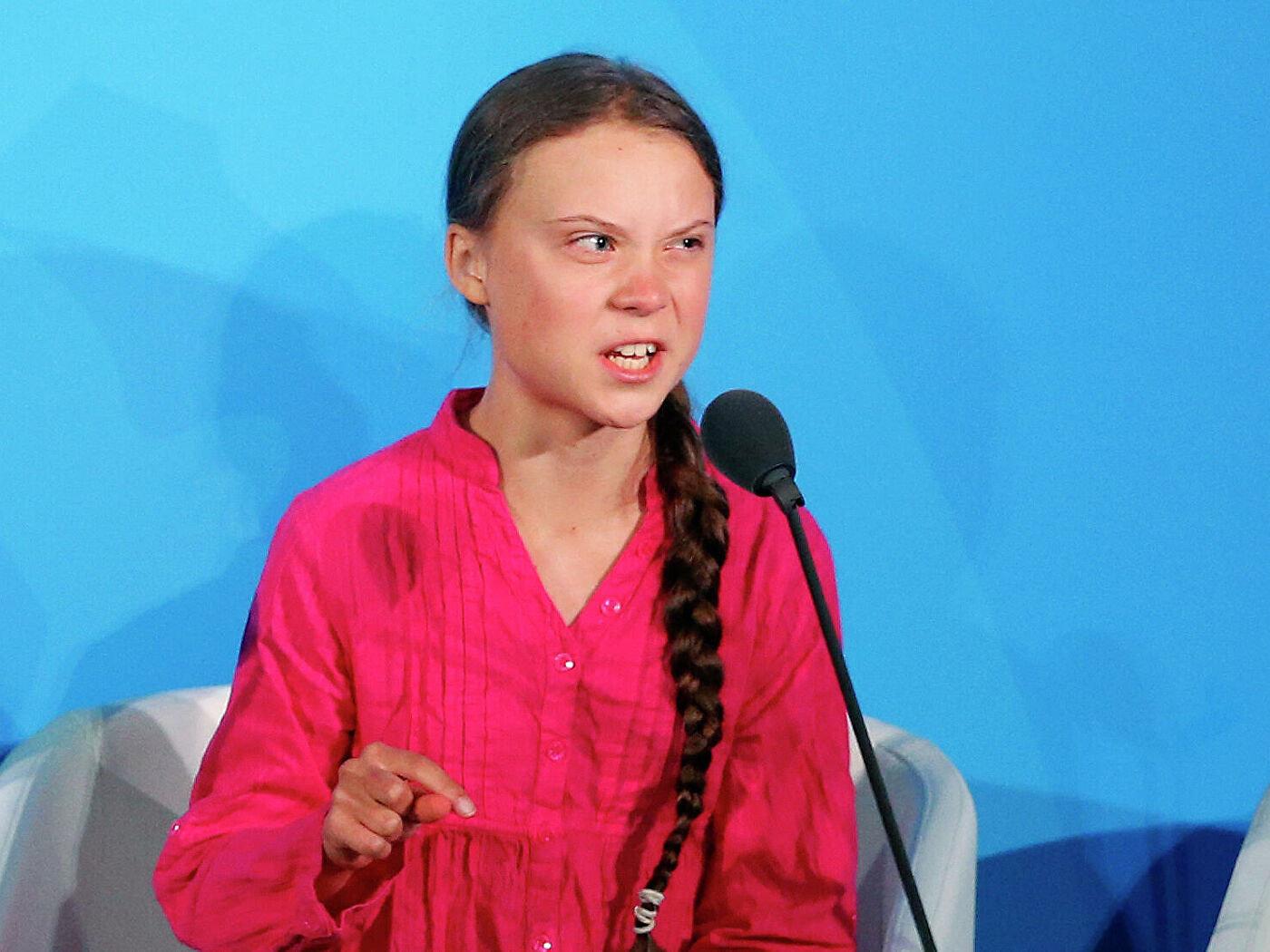 Коммерческий эко-активизм: Грета выросла из детской роли