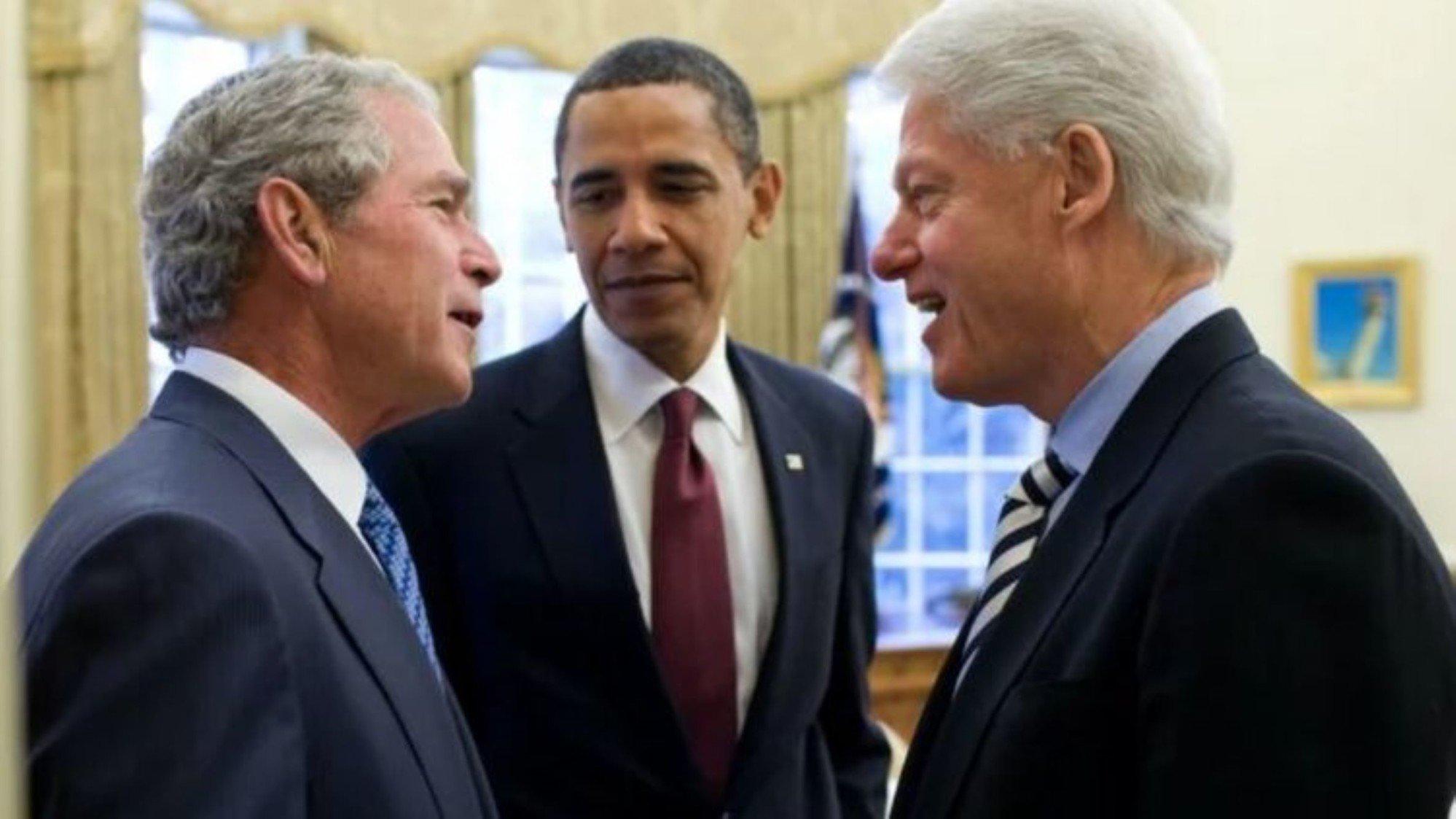 Четыре президента США осудили штурм Капитолия