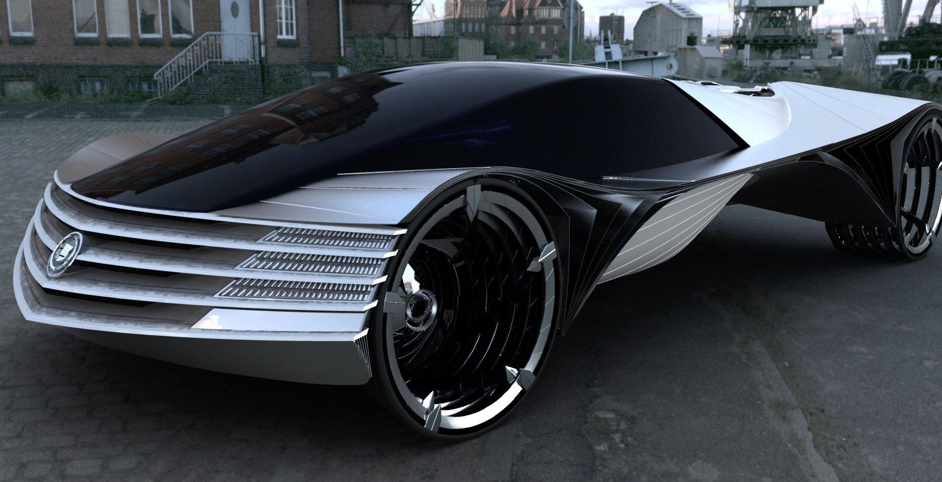 Розроблено атомний автомобіль на новому принципі