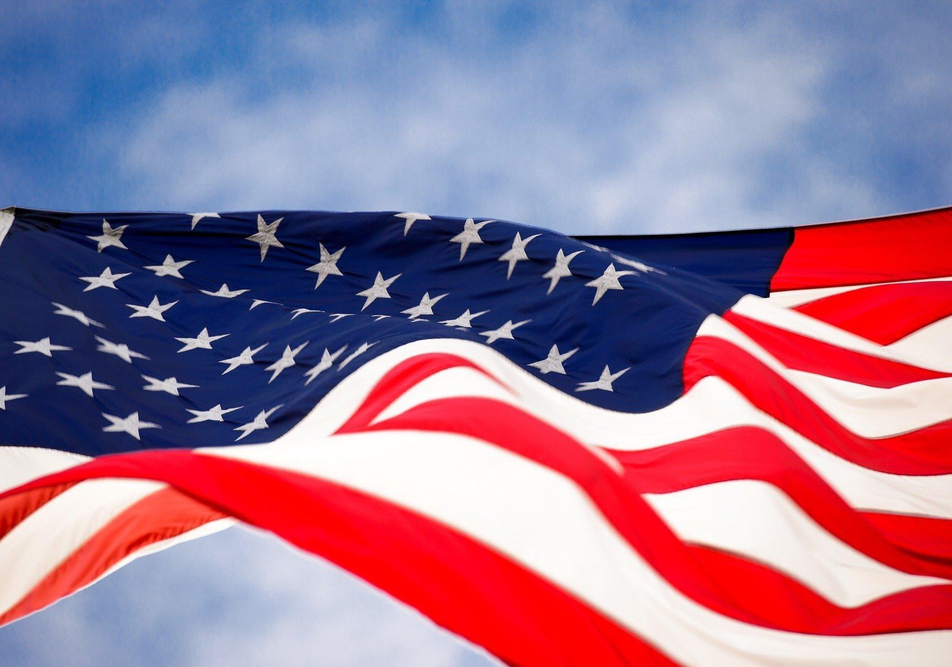В США вызвала скандал речь конгрессмена на митинге в Вашингтоне