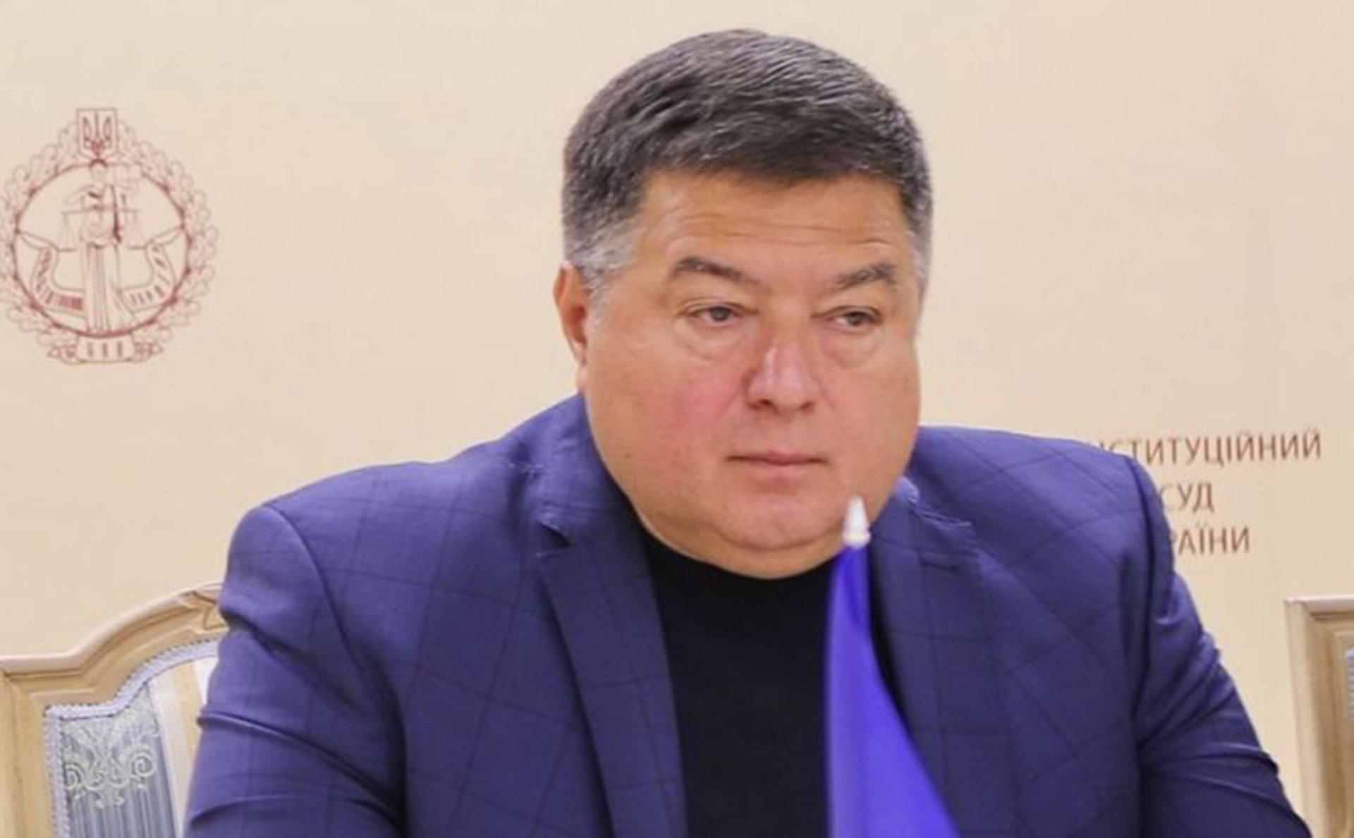 Тупицкого снова не пустили в КСУ