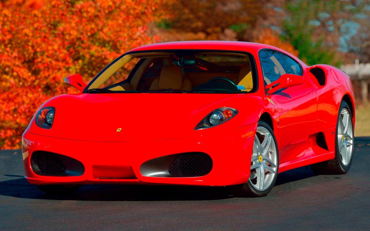 Ferrari Трампа выставили на продажу