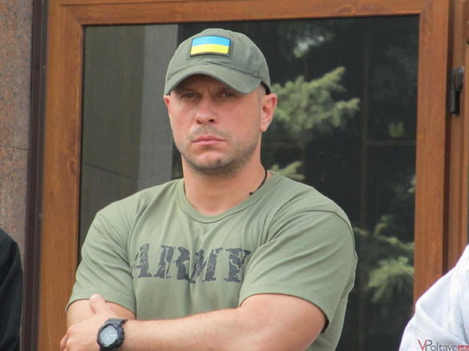 Кива публично поссорился со Стерненко
