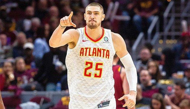 Команда НБА избавилась от украинца через два месяца после подписания