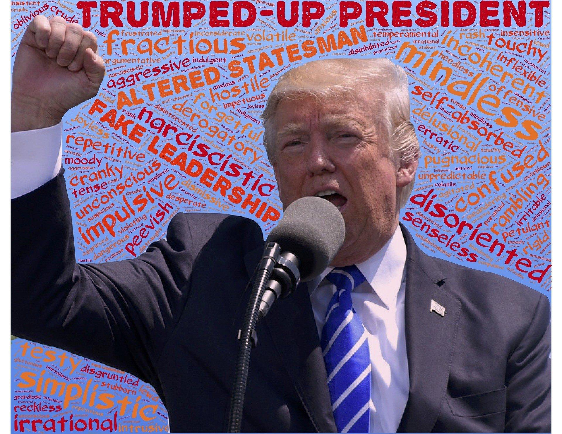 """У Трампа готовятся к """"финальной битве"""" и бунту в Конгрессе"""