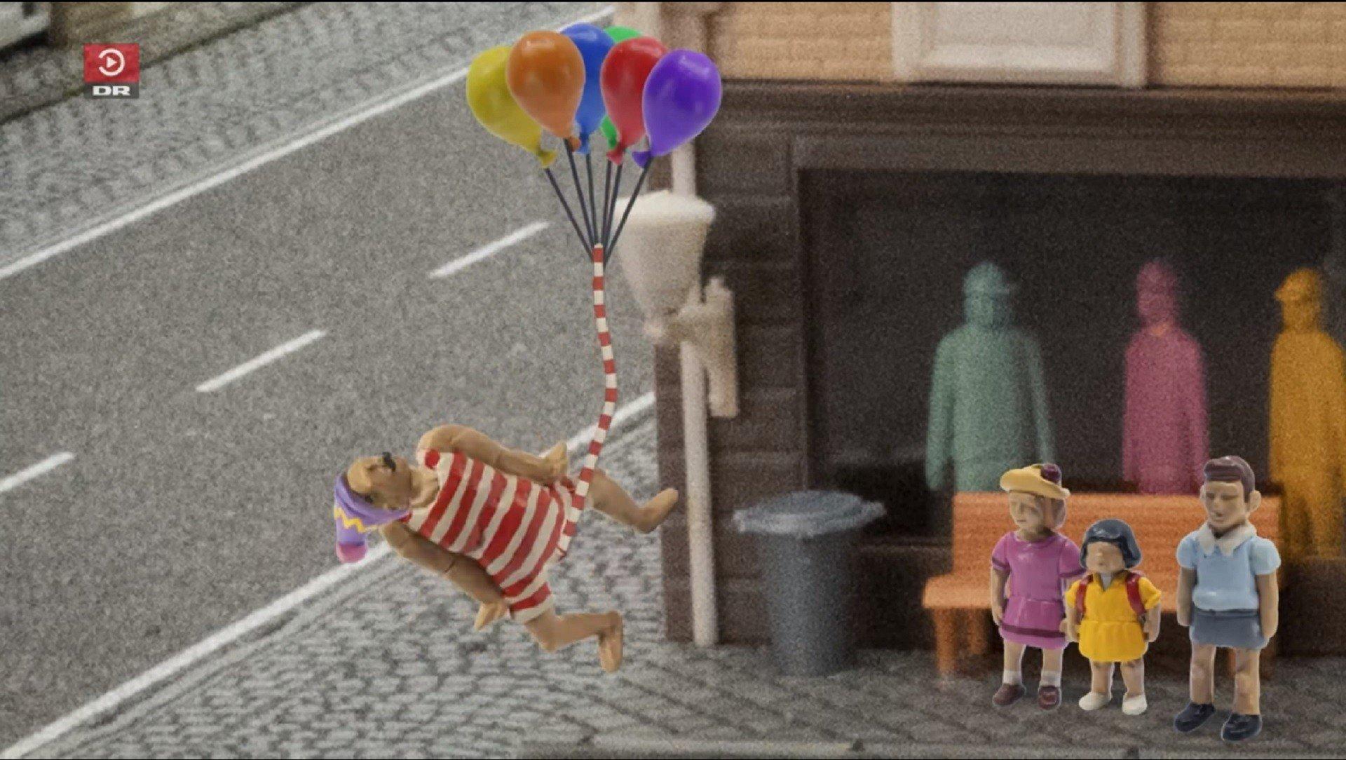 В Дании детям покажут мультик про длинный половой орган