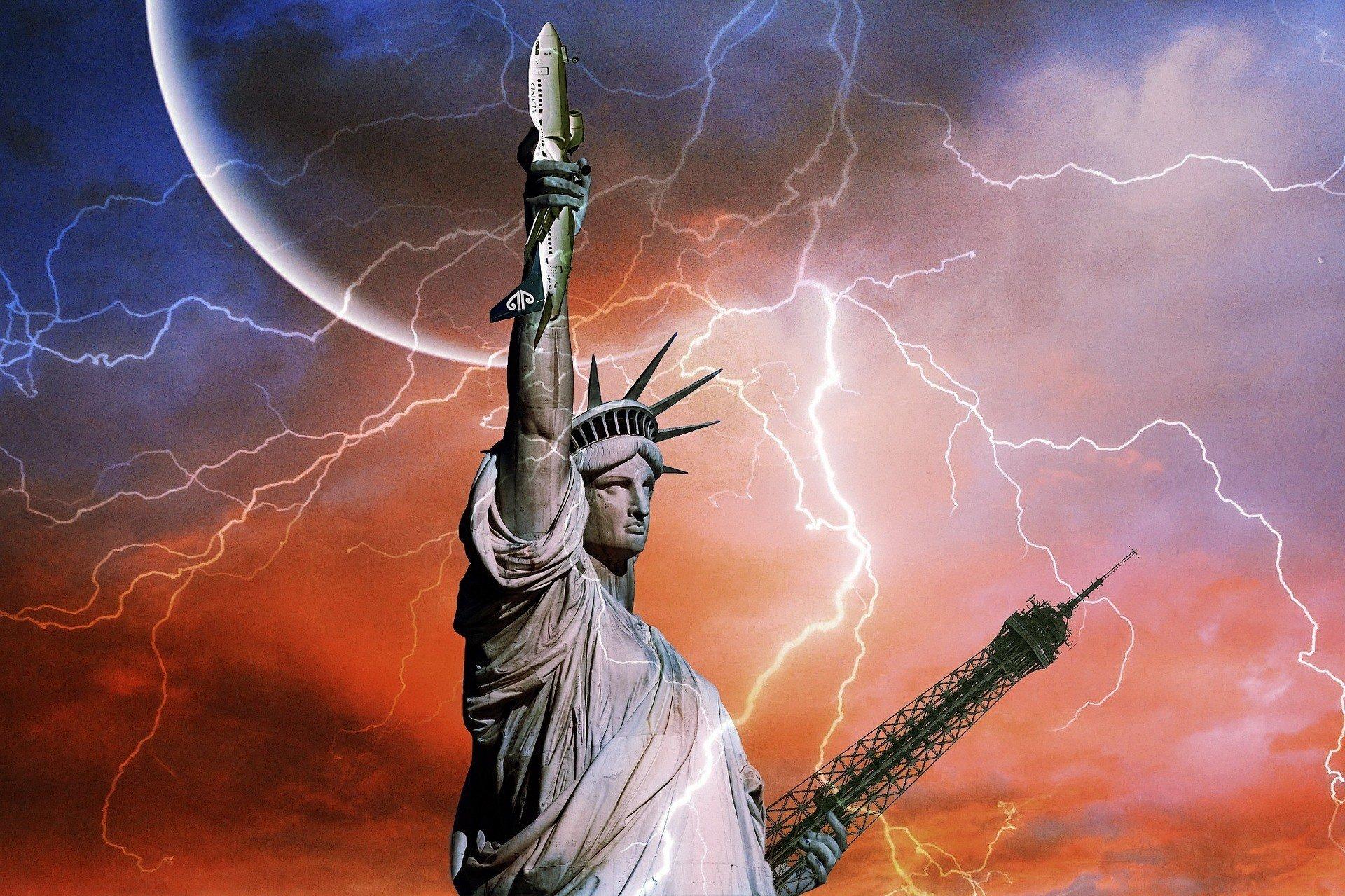 """США переживают """"глубокий кризис идентичности"""", — политолог"""
