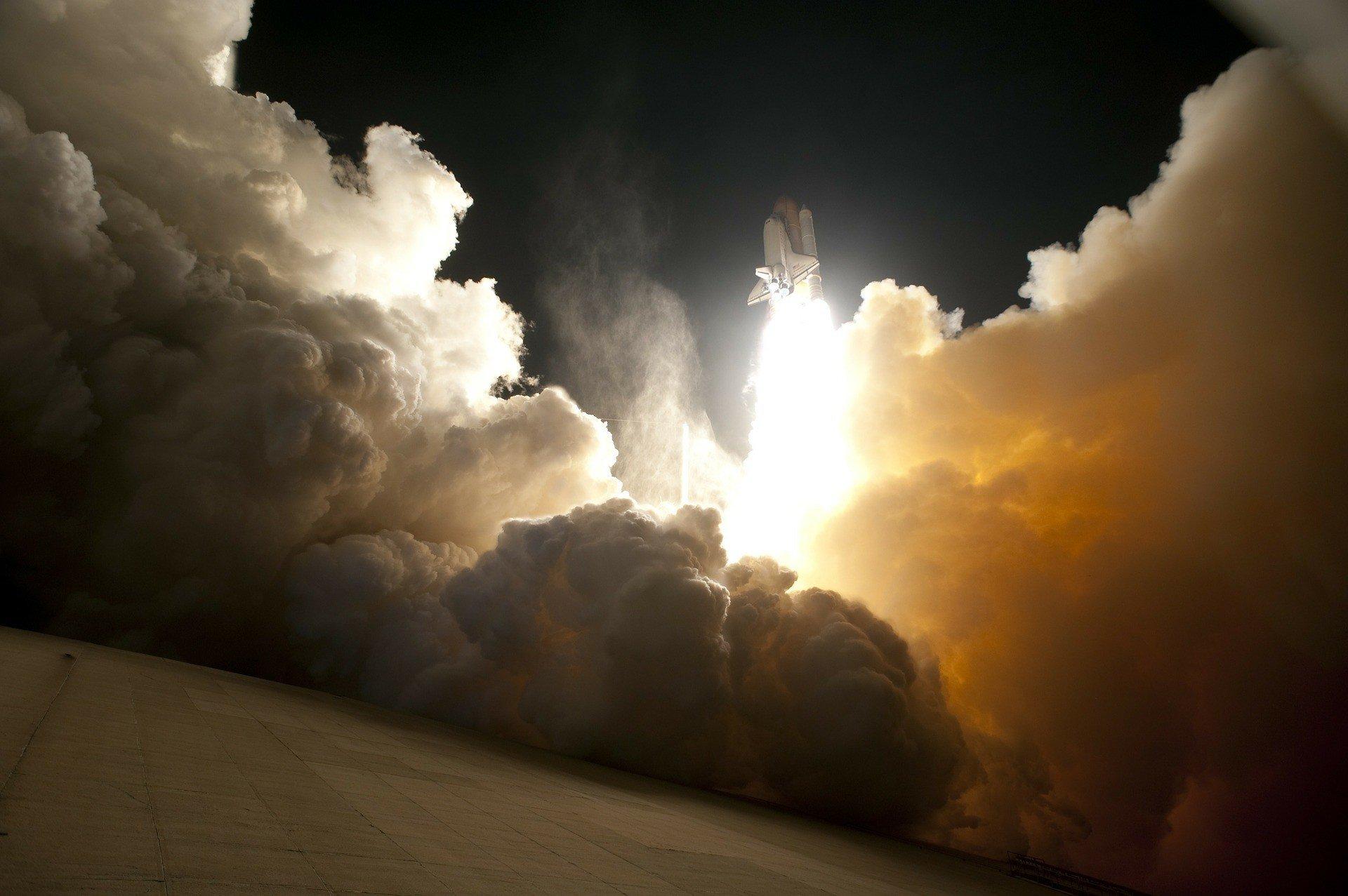 В NASA планируют пожар на космическом грузовике