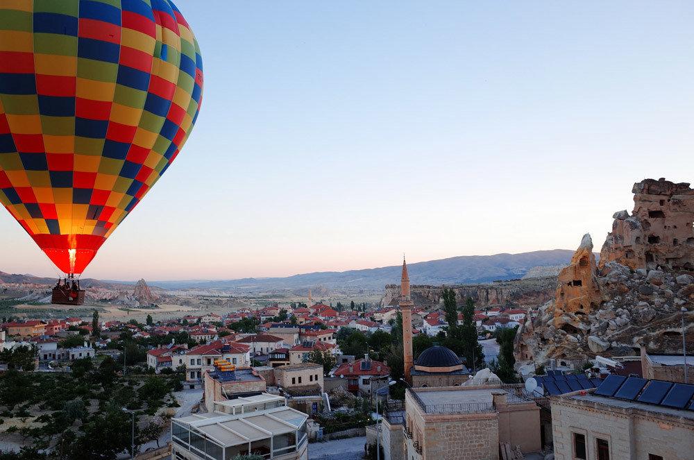 SkyUp прекратит полеты в один из городов Турции