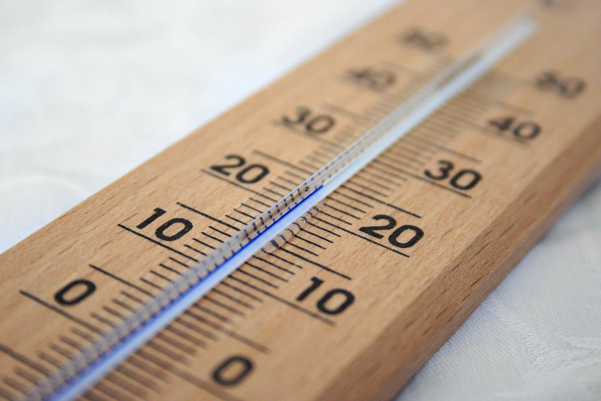 Климатологи повысили годовую норму температуры для Киева