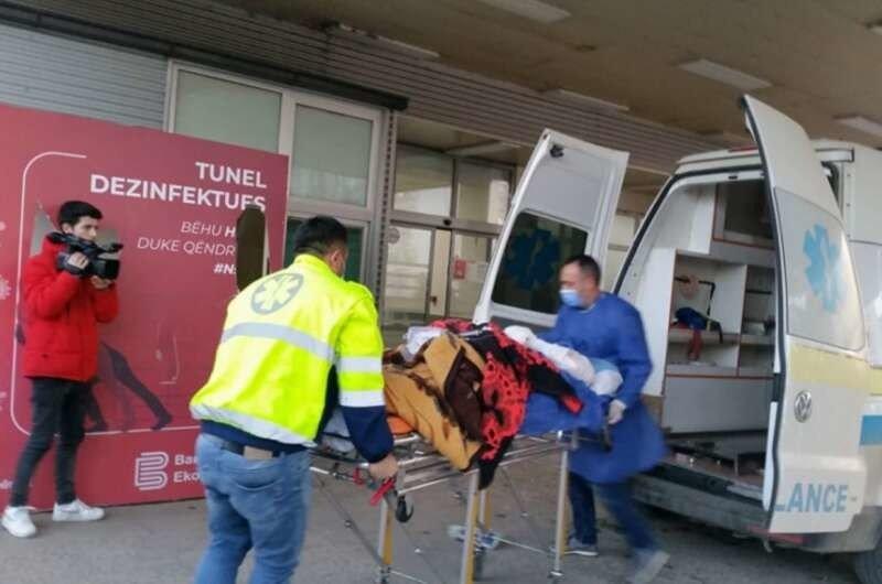 В Сербии в кафе прогремел взрыв: множество пострадавших