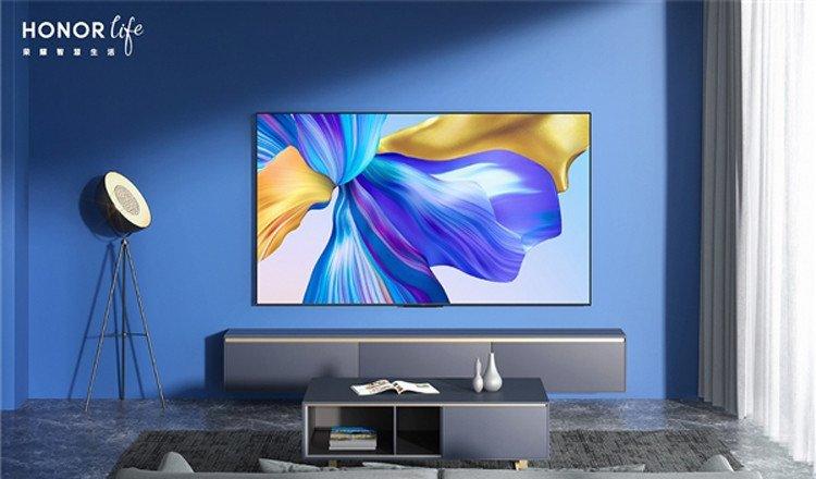 Honor выпустила свой флагманский телевизор