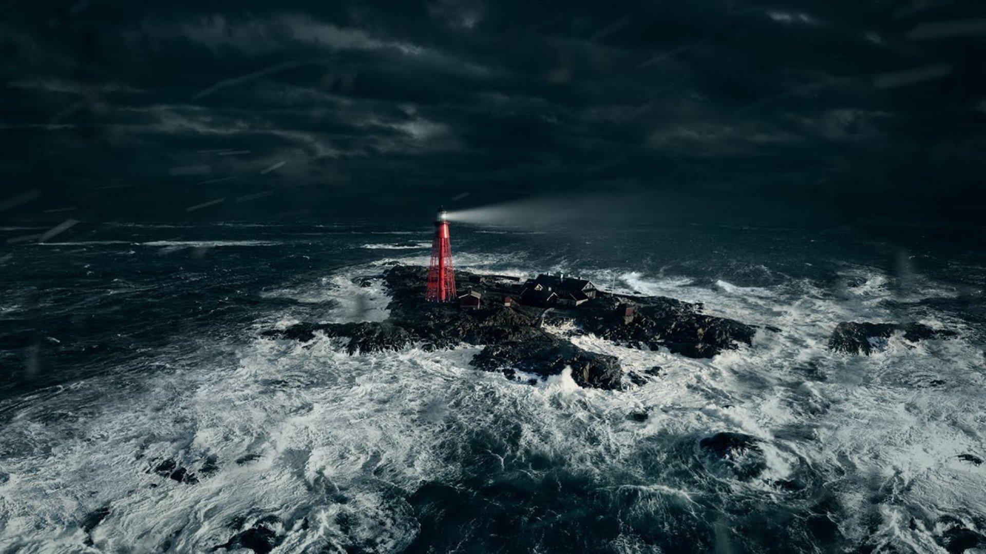 Отчаянного киномана оставят на маяке без средств связи