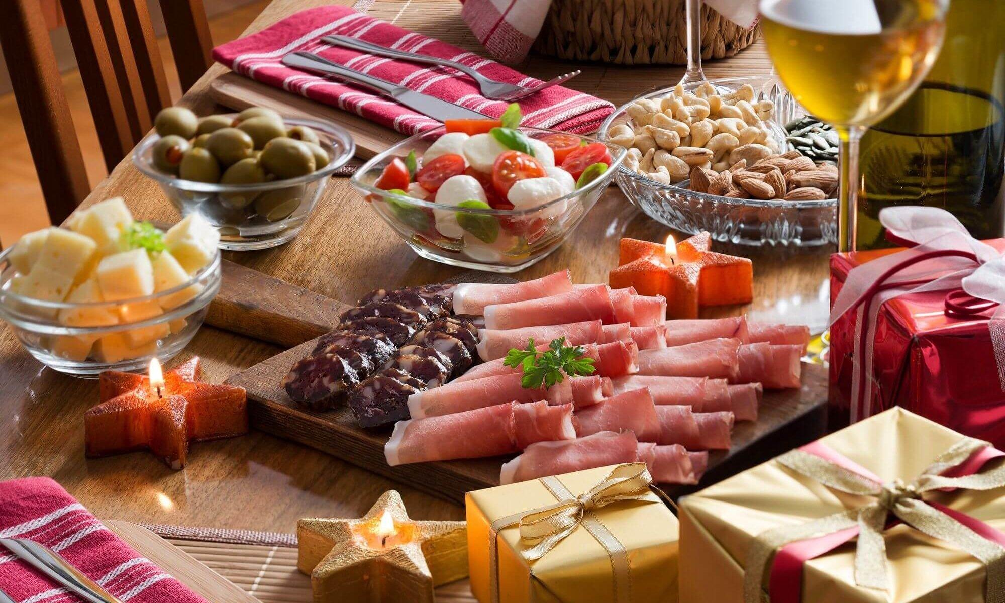 5 правил, как не переедать во время застолий