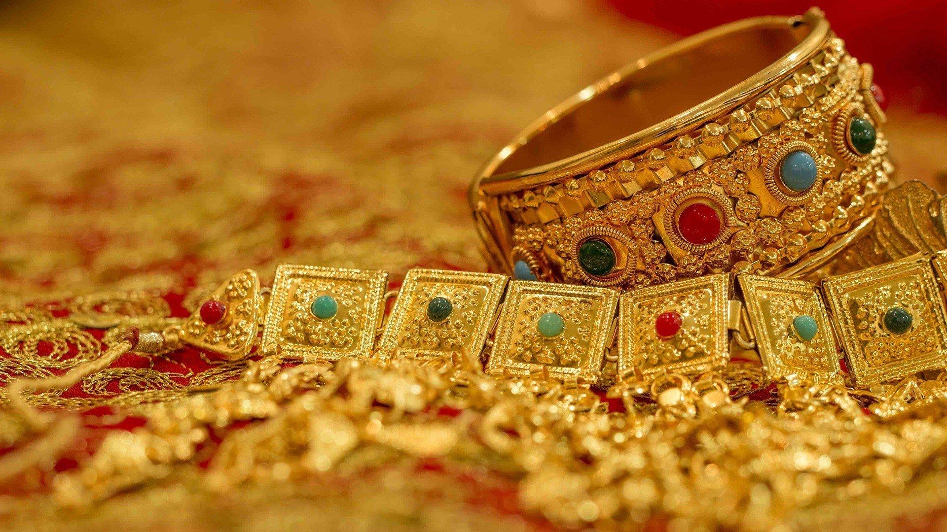 Обнаружены целебные свойства золота