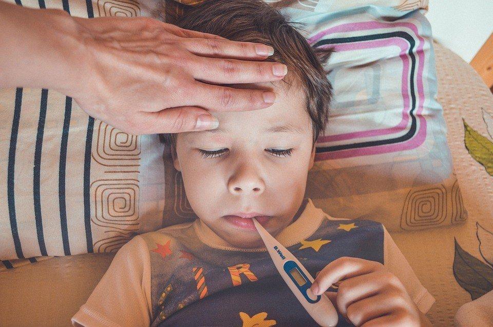 На Львовщине у 15 детей - синдром Кавасаки после ковида