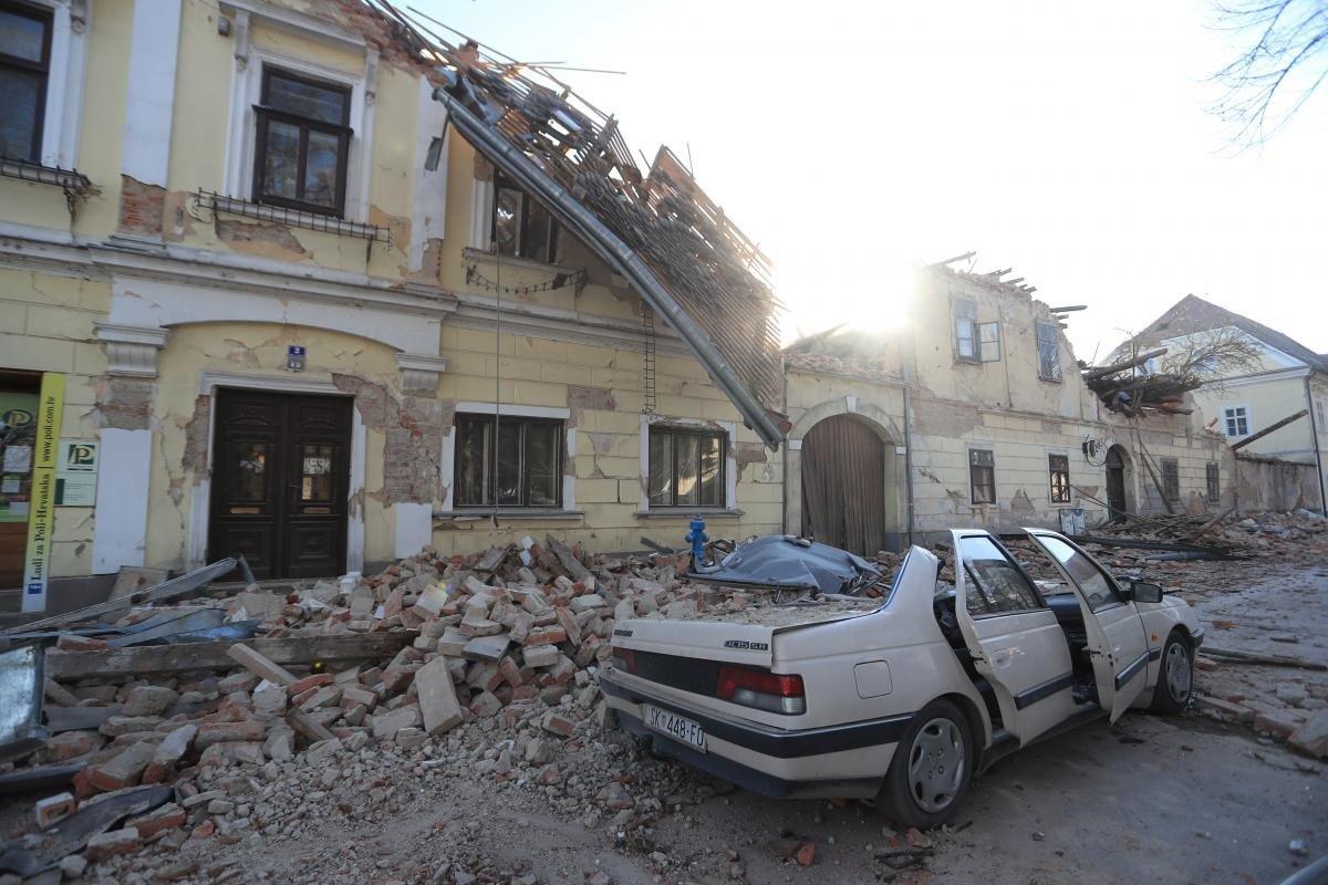 Кабмин выделил 20 миллионов для помощи Хорватии
