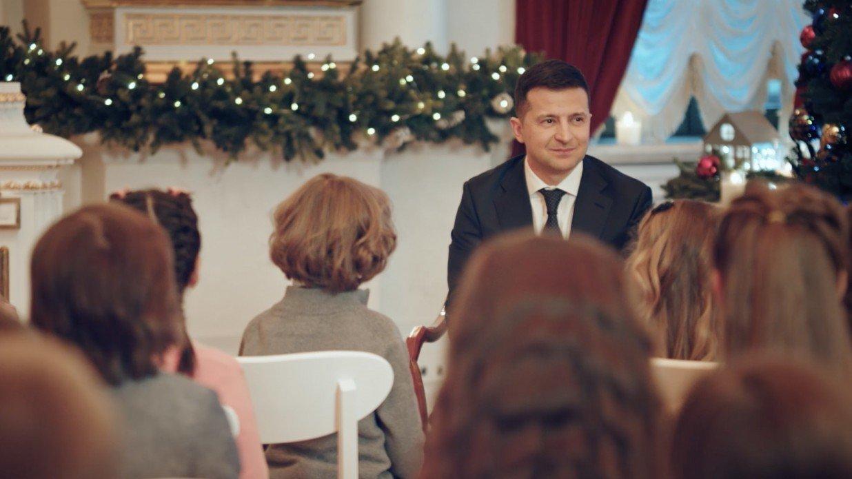 Новогодняя речь Зеленского оказалась плагиатом известной комедии, — СМИ