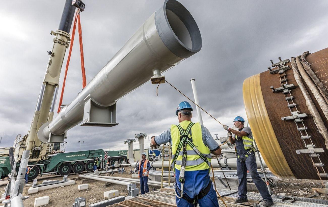 """США ввели санкции против судна, которое строит """"СП-2"""""""