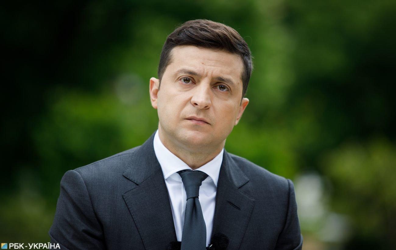 Зеленский отреагировал на беспорядки в США