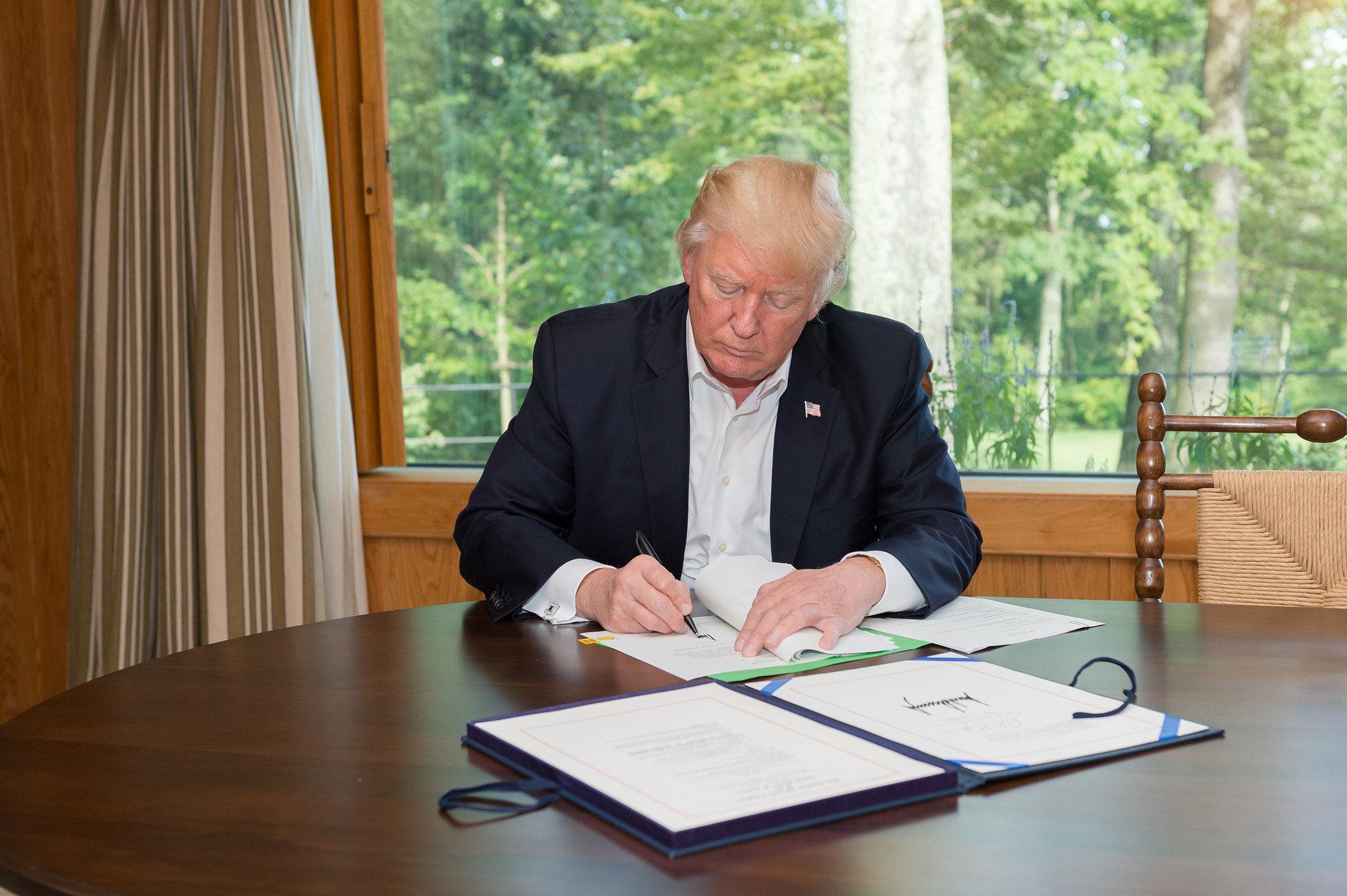 Наследие Трампа: что оставляет миру президент США