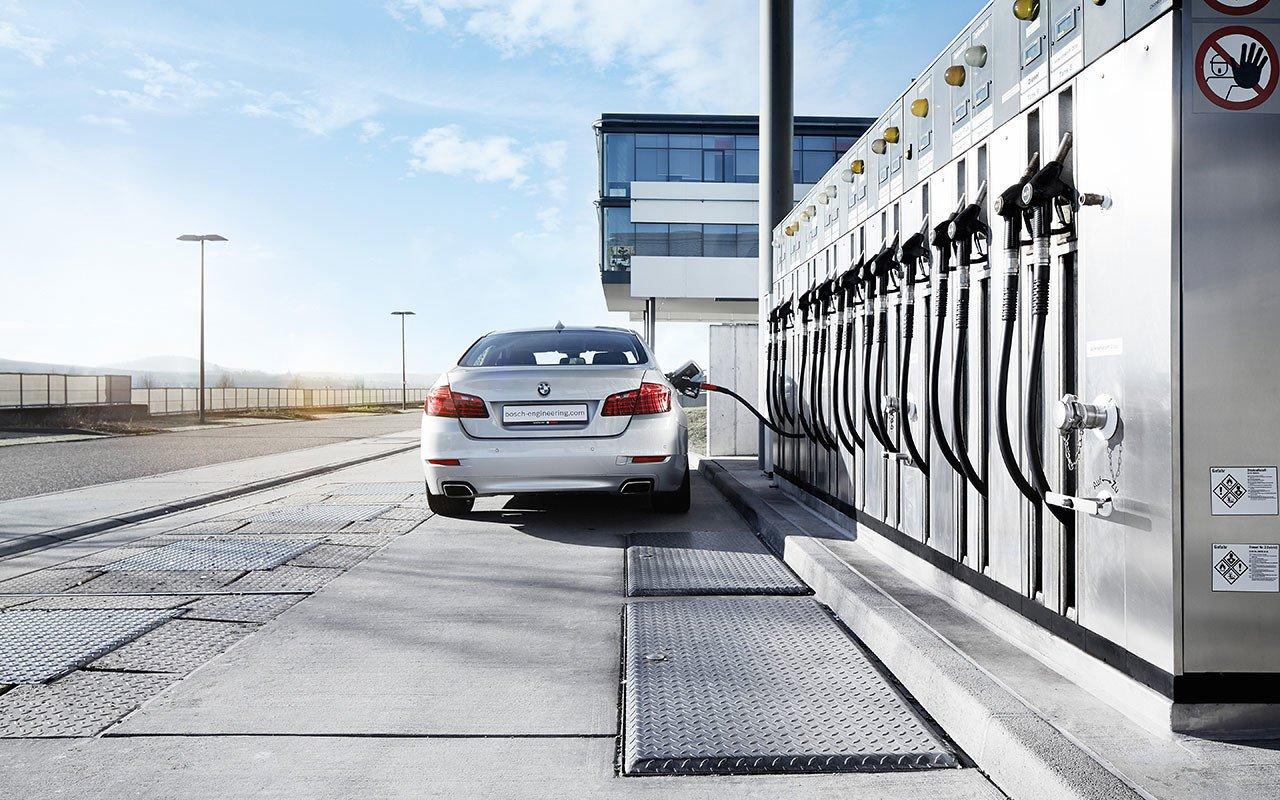 Бензин и дизель: во что верит Bosch