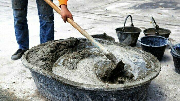 Как сделать жаропрочный цементный раствор бетонов ангарск