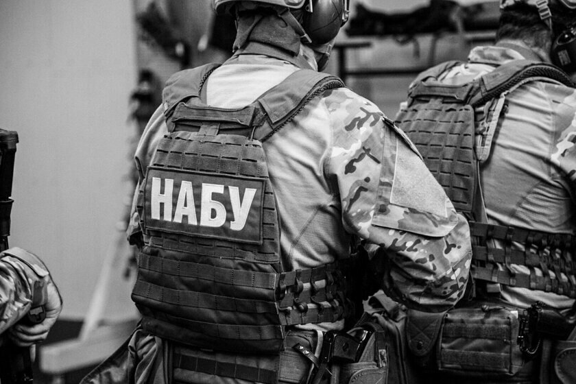 В Одессе обокрали офис НАБУ