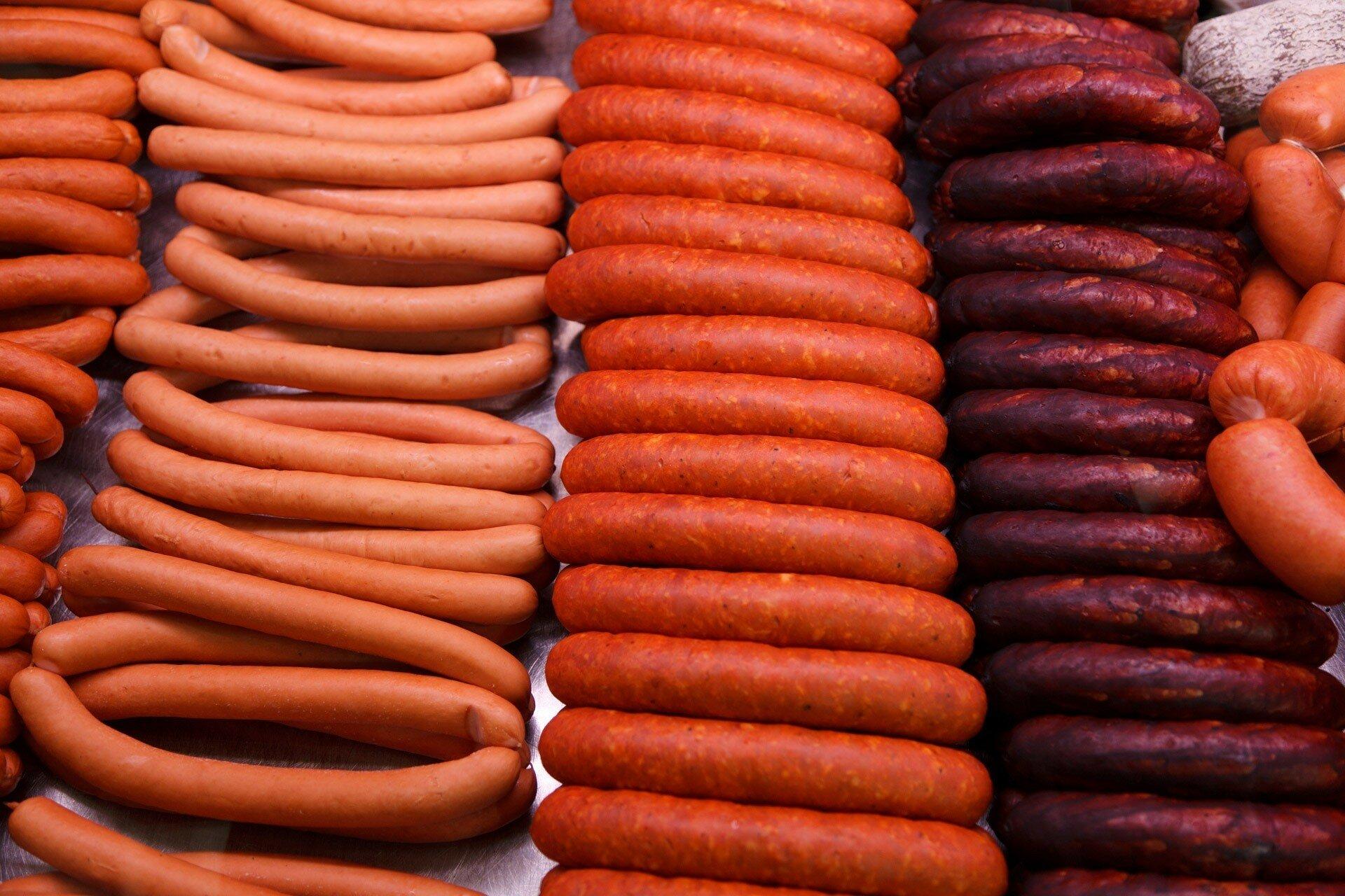 Картофель и колбасы плохо влияют на мозг