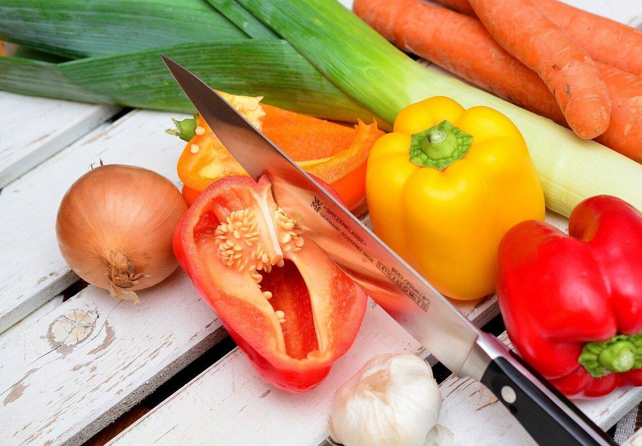 Лучший способ отмыть овощи от грязи и бактерий