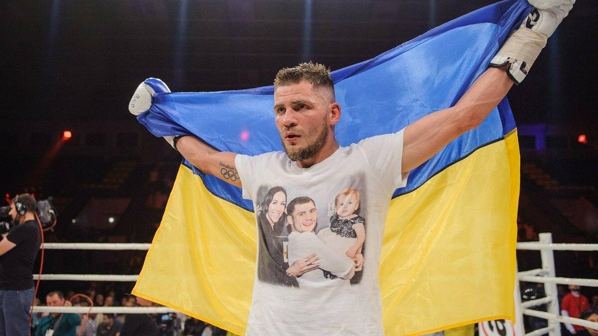 Украинский боксер Беринчик вызвал россиянина на кулачный бой