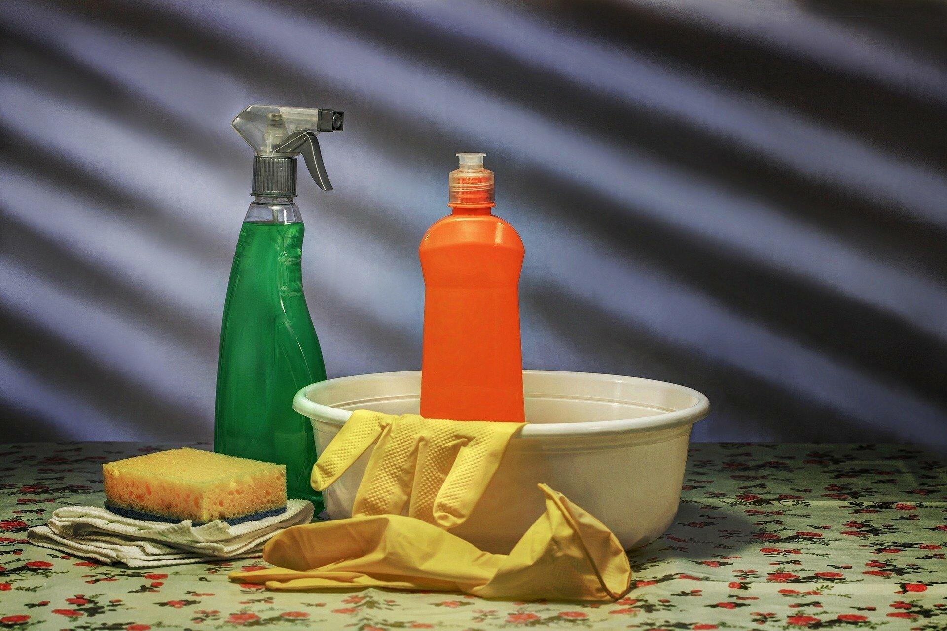 Как использовать бытовую химию без нанесения вреда здоровью
