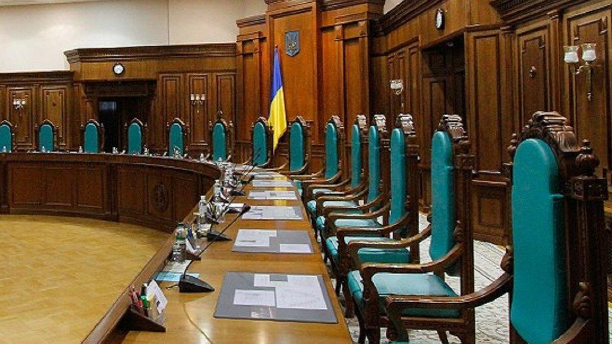 Судьи КС поругались из-за кресла Тупицкого